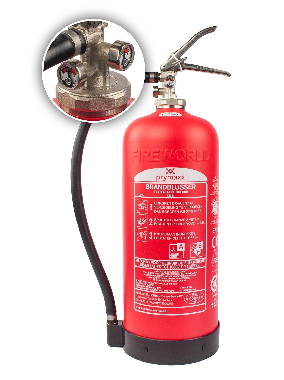 Brandblusser Aramide