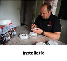 Installatie Brandmeldsystemen